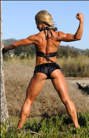 Muscle Milfs Porn